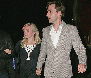 David Tennant adopts wife Georgia Moffett's son